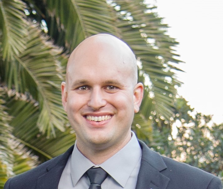 A profile photo of Brian Parks, an assistant professor of Nutritional Sciences.