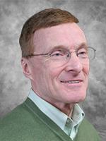 A side profile photo of Thomas D Crenshaw.