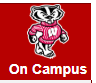 Badger on Campus logo.
